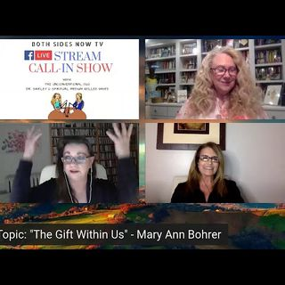Author of The Gift Within Us - Mary Ann Bohrer