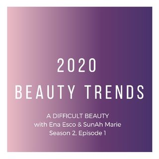 2020 Beauty Trends