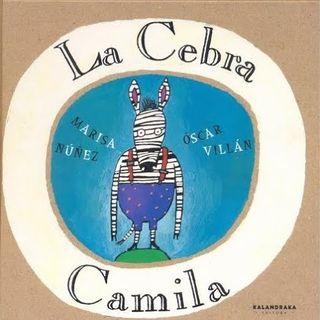 Cuento la cebra Camila