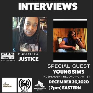 Music Interview with Hip Hop Artist Bpa Simms (Young Sims)
