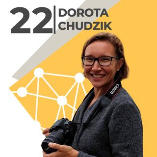 Dorota Chudzik-zaplanowany chaos-life coach, mama, podróżnik