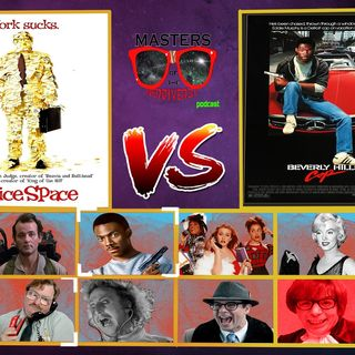 MOTN Random Select: Beverly Hills Cop (1984) Vs. Office Space (1999)