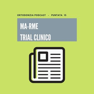 MARME trial clinico