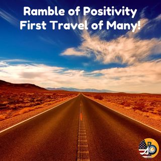 Ramble of Positivity: Episode XXIII - Wheels Up! Vacation In Malaysia Begins!