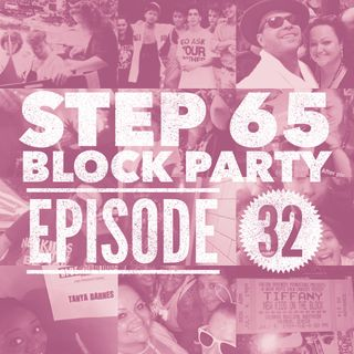 NKOTB Block Party #34 - New Kids on the Block Fan Stories from Katie (Part 1), Kelly and the Clambake, Tammy, and Jackie's Sister on Blue Bl