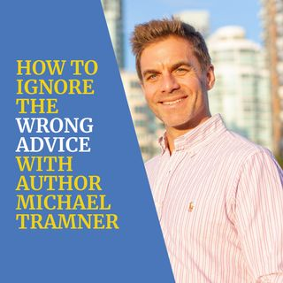 Author Interview - How to know what writing advice to ignore and what to keep