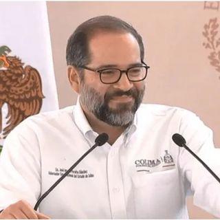 Colima ofrece colaborar en el asesinato de juez