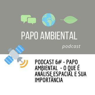 Podcast #6 - O que é análise espacial e sua importância