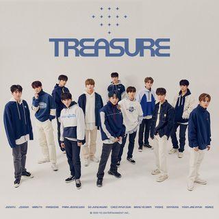 treasure covers