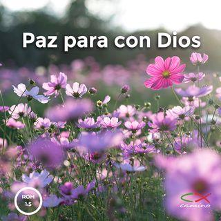 Oración 28 de febrero (Paz para con Dios)