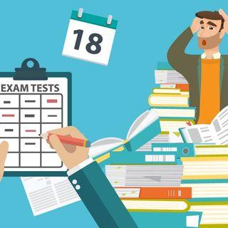 #bruxelles Encore des examens?!?
