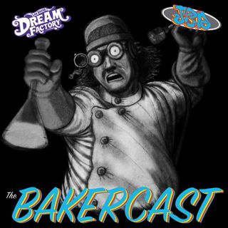 Hemp Father and Hooligan Bean of Gorilla Press 420 on the BAKERCAST at Champs Trade Show Las Vegas 2019