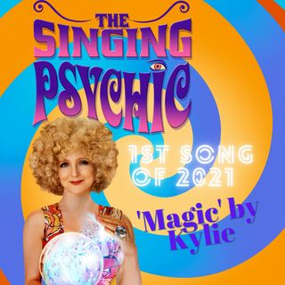 'Magic' by Kylie #SongOfTheWeek  &  of 2021