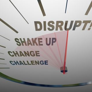 Youth Radio - Disruptive technology