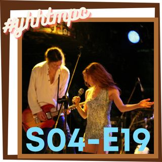 S04-E19  Special guests Jillie & Thomas Simon