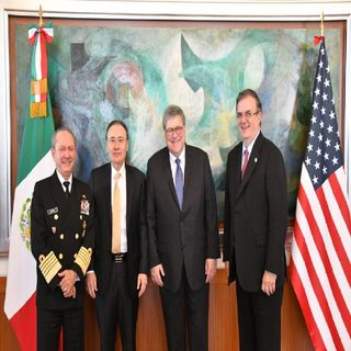 México buscará cambio de cooperación en seguridad con EUA