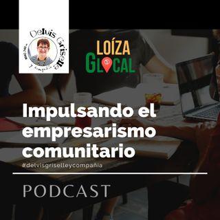 Impulsando el empresarismo comunitario