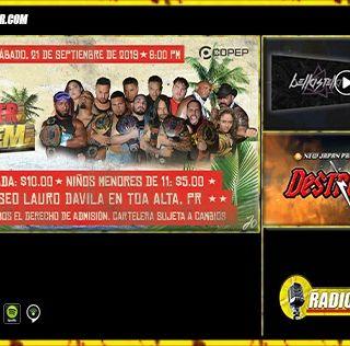 REL 09/20/19 | Previo Del Fin De Semana, Summer Mayhem, Mas