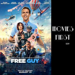 Free Guy (Action, Comedy, Sci-Fi) (review)