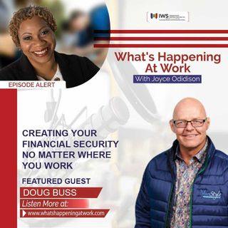 Episode 26. Creating Your Financial Security No Matter Where You Work with Doug Buss
