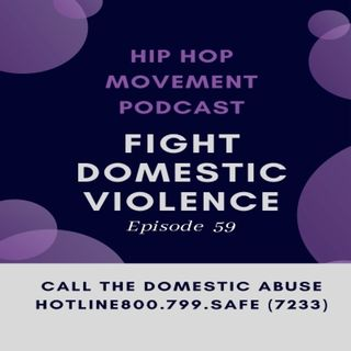 Domestic Violence Awareness Month (Episode 58)