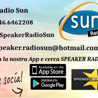 """RADIO SUN ON AIR ORE 20.00 """"SHOWTIME"""" CON EUGENIO BISOGNI- ORE 21.30 """"PILLOLE DI ROCK"""" CON PIETRO MARTINO"""
