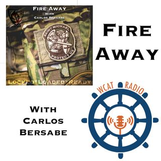 Fire Away 10, Carlos Bersabe talks with Jeremy H. on the ethics of the outdoors and hunting.