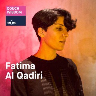 Experimental artist Fatima Al Qadiri