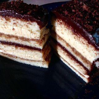 Opera Cake 400