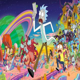Episodio #27: Rick and Morty