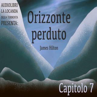 Audiolibro Orizzonte Perduto - Capitolo 07