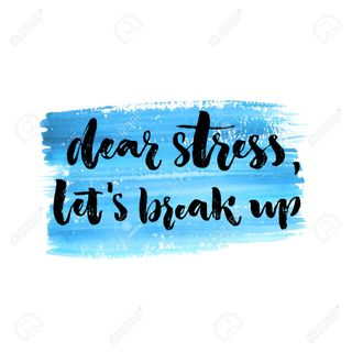 Stop The Stress @Work & with Family & Friends!!!