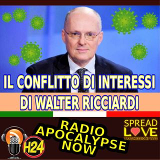 Il conflitto di interessi di Walter Ricciardi