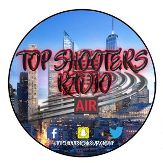 Top Shooters Radio 2020 Monday Night Jams Live W/Teeps