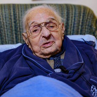 Trovare l'amore a 102 anni è possibile. La storia di Gary.