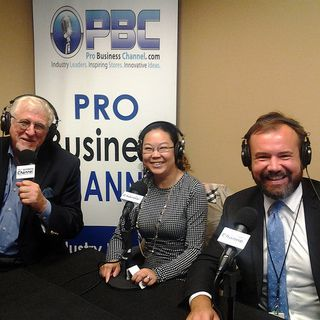 Buckhead Christian Ministry and Avolon Financial Services on Buckhead Business Show
