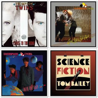 INTERVIEW WITH TOM BAILEY OF THE THOMPSON TWINS ON DECADES WITH JOE E KRAMER