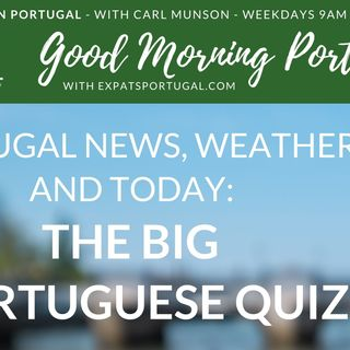 The BIG Portuguese Quiz - Part Three