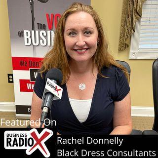 Rachel Donnelly, Black Dress Consultants