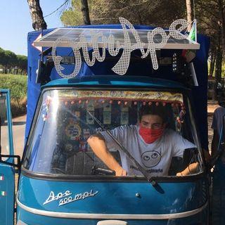 #OltrApe day 9 - Verso Bellaria Igea Marina