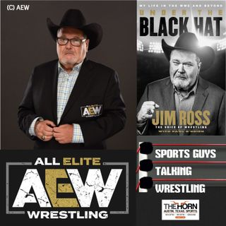 Jim Ross Under The Black Hat AEW 3-27-2020