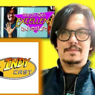 #393: IndyCast host Ed Dolista helps me kick off Podcast Appreciation Week!
