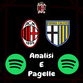 CHE SASSATA!! || Milan Parma 3-1