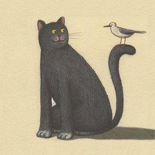Storia di una gabbianella e del gatto...
