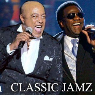 Classic Jamz *Al Green Peabo Bryson* 9-23-17
