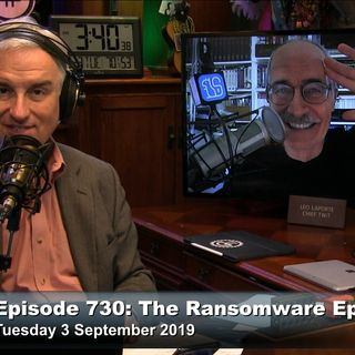 SN 730: The Ransomware Epidemic