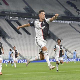 Ronaldo trascina la Juventus. Immobile rilancia la Lazio. La Dea stecca ancora