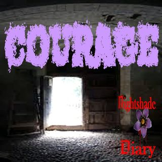Courage | English Ghost Story | Podcast