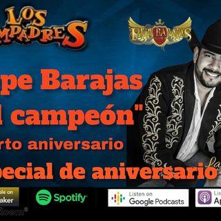 LOS COMPADRES Y PEPE BARAJAS ( ESPECIAL DE ANIVERSARIO VOL 1)