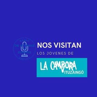 Jovenes de La Campora Ituzaingó y su Trabajo de Campo